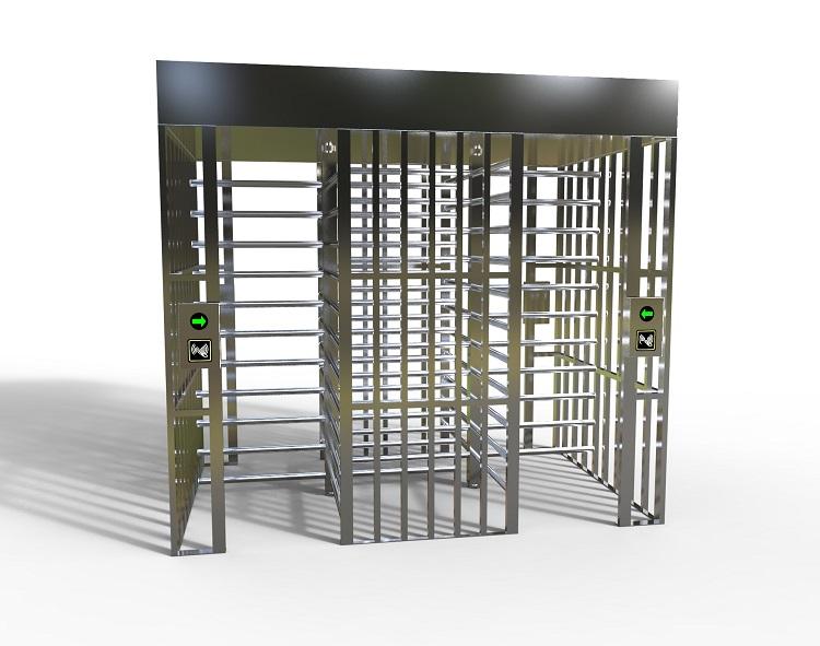 cổng xoay full height đôi PT-Q01BS