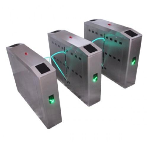 cổng flap barrier tự động FLB130