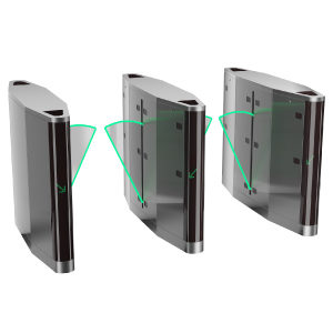cổng flap barrier FLB140 Malaysia