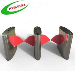 mẫu cổng flap barrier PT-Y07 đẹp