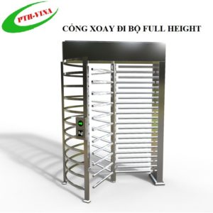 Cổng xoay full height PTH VINA