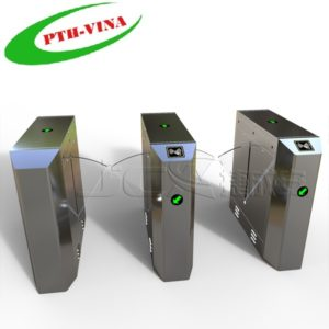 Cổng flap barrier PT-18.
