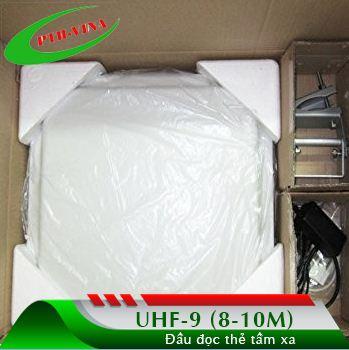 đầu đọc thẻ tầm xa UHF đọc thẻ từ 8 - 10m