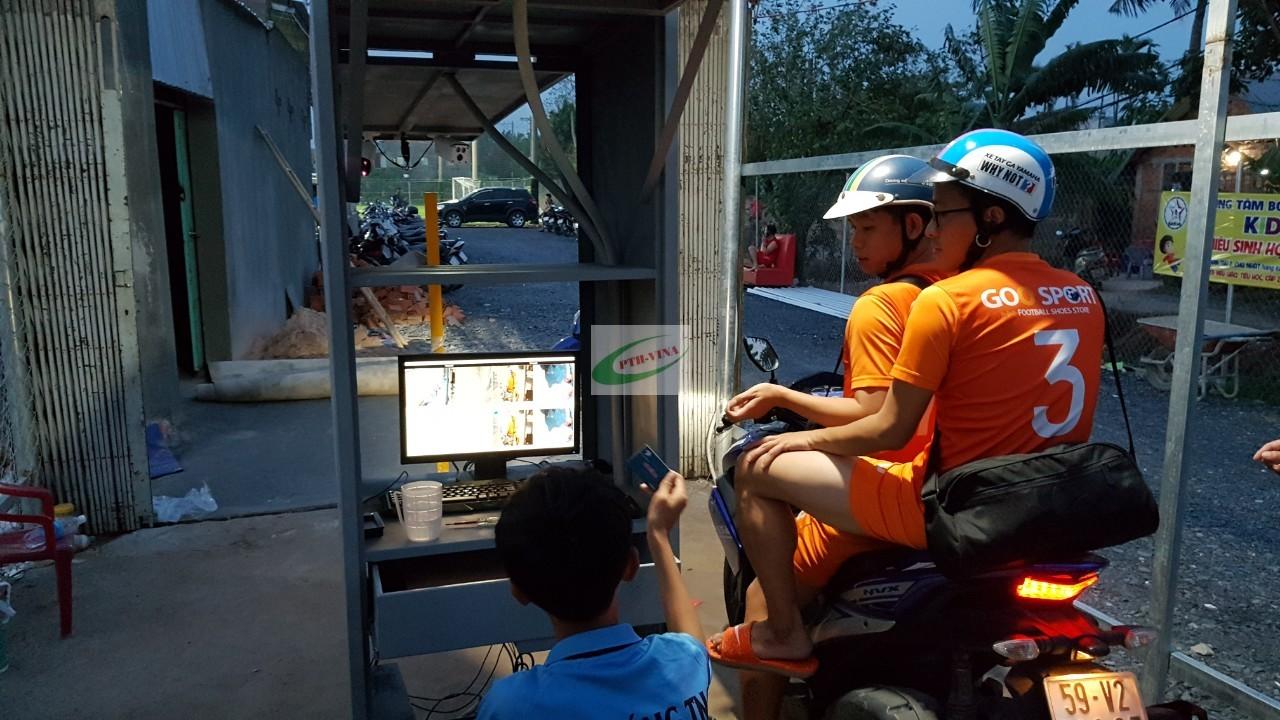 nguyên lý hoạt động của máy giữ xe thông minh giá rẻ tại thành phố Hồ Chí Minh