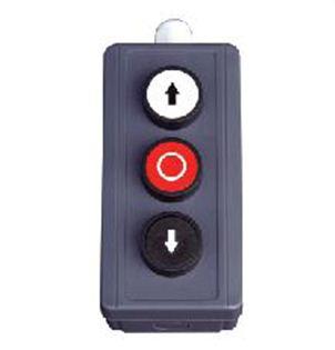 nút nhấn bàn barie tự động