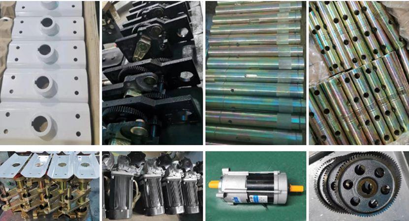 thiết bị phụ kiện lắp đặt barie tự động ở khu công nghiệp